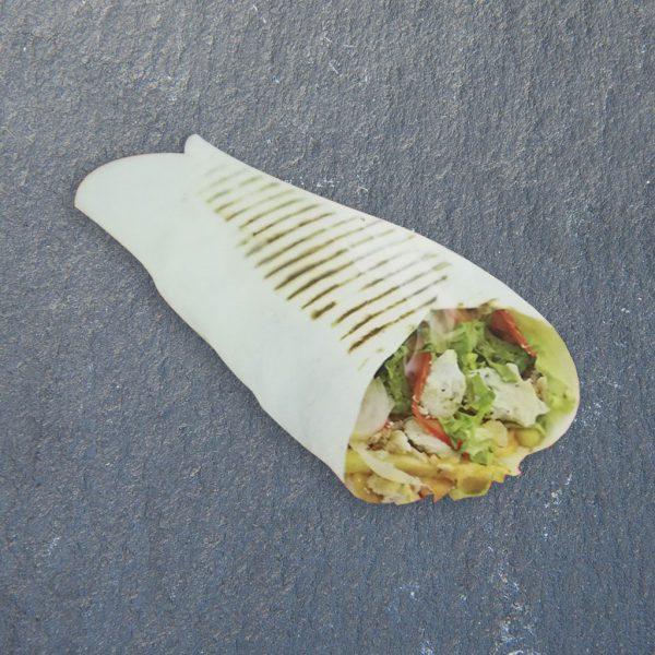 Tacos Escalope